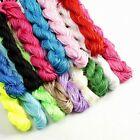Nylon Thread Nylon Jewelry Knotting Cord Woven For Bracelets Craft Making