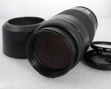 Sony SAL 75-300mm 1:4.5-5.6 SAL75300 Macro Zoom Lens Alpha Minolta Maxxam DSLR