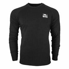 Bad Boy Icon T-Shirt Long Sleeve Black Tee Casual Boxing MMA No Gi BJJ Training