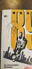 New listing 1989 NBA ALL STAR GAME PROGRAM - MICHAEL JORDAN AUTOGRAPH - WITH 2 GAME TICKETS