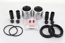 FRONT Brake Caliper Repair Kit +Pistons for VW TOUAREG 2002-2010 (BRKP207)
