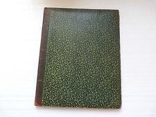 Partition ancienne livre CHARLES CZERNY Etudes choisies par I.Philipp  ref 454n