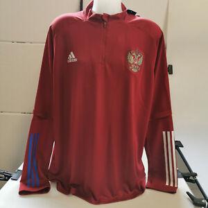 Adidas Russland Nationalmannschaft Trainingsshirt Fußball  FS7173 Herren GrXXL