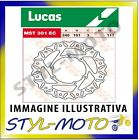 MST301EC DISCO FRENO ANTERIORE TRW LUCAS HONDA CRF 250 R ME11 2014