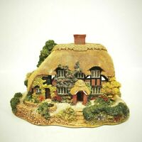 Lilliput Lane 1992 Honeysuckle Cottage Collectable Decorative Ornament Unboxed