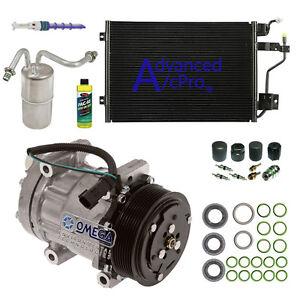 A/C Compressor KIT Fits: 1994 - 1997  Dodge Ram 3500 / 2500 L6 5.9L Diesel ONLY