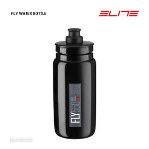 Elite FLY Lightweight Water Bottle BPA Free 550ml : BLACK/GREY