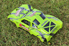 Traxxas Slash 1/10 Body Green Slayer Shell Cover RC Car