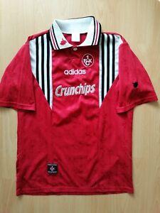 Koch #24 1FCK Kaiserslautern Vintage Football Jersey 1996 1997 1998 Trikot Old