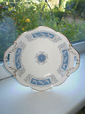 Coalport Revelry Serving Dish Small Fine Bone China 2nd Quality Blue British