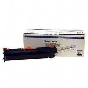 Image Drum, For C9600/c9800 Series, Black (42918104) (oki42918104)