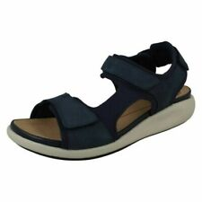 Ladies Clarks Unstructured Sandals 'Un Bali Trek'