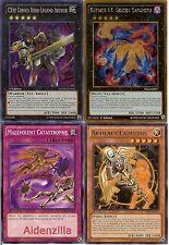 Yugioh Artifact Fairy Deck - 40 Cards + 3 XYZ - Hero Legend Arthur, Sarameya
