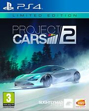 Project Cars 2 Limited Edition (Guida / Racing) PS4 Playstation 4 IT IMPORT