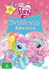 Pony Horse DVD My Little Pony - Twinkle Wish Adventure Free Shipping NEW