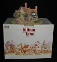Lilliput Lane ANNE OF CLEVES w/Box & Deed