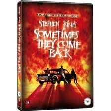 Sometimes They Come Back - DVD NEW & SEALED - Stephen King Horror