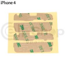 2 X sets adhesivos doble cara 3M pantalla Táctil iPhone 4 original