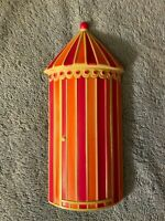 Vintage Flatsy Doll CIRCUS TENT Ideal Toy Company 1968