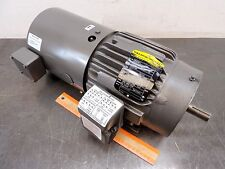 Baldor IDM3581T AC Inverter Drive Electric Motor 1 Hp 1765 Rpm 230/460 Volt