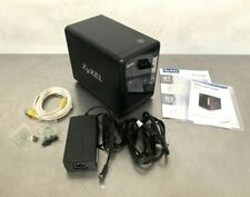 ZYXEL NAS 326 Multimedia 2 Slot Hard Disk Sata II 1x Gigabit Ethernet 2x USB 3