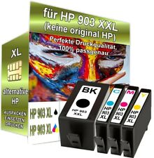 4x Druckerpatronen 903 XL kompa. für HP OfficeJet 6950,6960,6961,6962,6963,6964