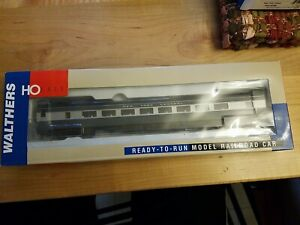 New York Central (Smooth) 64-Seat Coach Walthers 932-16781 HO Scale NIB