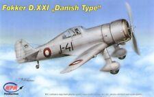 MPM 1/72 Fokker D.XXI Danish # 72544