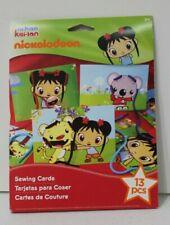 BIP Ni hao kai-lan sewing cards (13-pieces)