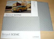 Renault SCENIC,istruzioni,uso manutenzione,anno 2018