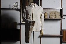 Eichsfeld Konfektion Herren Schlafanzug Pyjama DDR 80er True Vintage 80s beige