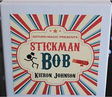 Stickman Bob by Kieron Johnson from Murphy's Magic