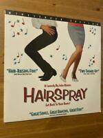 HairSpray - Laserdisc LD - Widescreen Edition - Brand New Sealed
