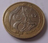RARE £2 two POUND WALES COMMONWEALTH GAMES 2002 UK COIN HUNT COIN GOODCONDITION