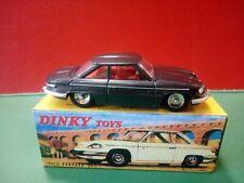 Modellino DIE CAST Dinky Toys Coach Panhard 24c 524 Nero 1/43 1:43  ATLAS