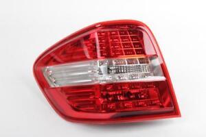 Mercedes Benz Genuine Rear Left Tail Light Lamp LED ML320 ML350 ML450 ML550 EURO