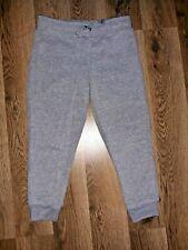 Girls Athletic Works 4 - 5 Xs Fleece Joggers Pants Sweatpants Kids Gray
