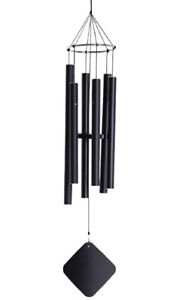 Music of the Spheres – Whole Tone Soprano, Small Handcrafted Wind Chime, 30""