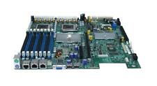 INTEL S5000PAL DUAL LGA771 SERVER MOTHERBOARD WITH 2-LAN VIDEO 4-USB - NEW