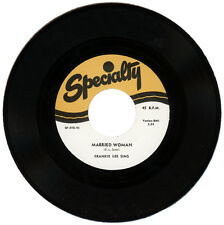 "FRANKIE LEE SIMS  ""MARRIED WOMAN""   CLASSIC R&B MOVER    LISTEN!"