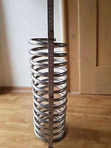 Wärmetauscher Heizspirale Kühlspirale Rohrspirale Edelstahlspirale Destille
