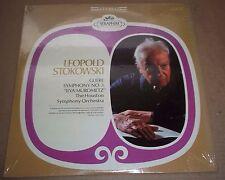 Stokowski/Houston GLIERE Symphony No.3 Ilya Muromets - Seraphim S-60089 SEALED