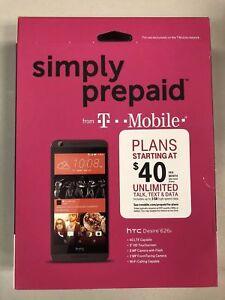 HTC Desire 626s - 4G LTE Smartphone - Grey (T-Mobile)