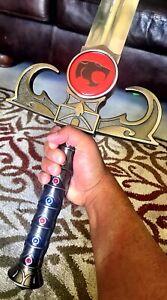 "48"" ThunderCats Sword Of Omen Lion O Sword W Sheath New Mold Detailed Version"