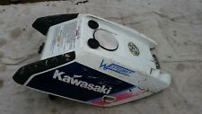 KAWASAKI 650 SX ENGINE COVER HOOD HATCH LID + HOOD PADS