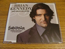 CD Single: Brian Kennedy : Every Song Is A Cry For Love