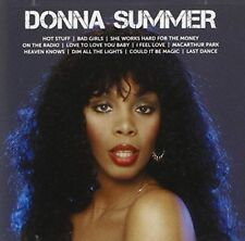 Icon [ The Best of Donna Summer ] Queen of Music Disco (2013) CD Album, 11-Track