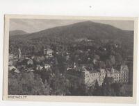 Badenweiler 1929 Postcard Germany 070b