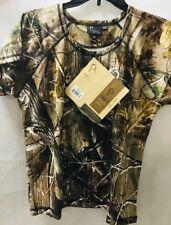 Prois Hunting Women's Short Sleeve Camo Shirt - Medium - NWT