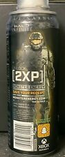 NEW MEGA MONSTER ENERGY DRINK 24 FL OZ FULL CAN HALO INFINITE 2XP PROMO XBOX X